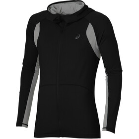 asics Tech FZ Hoodie Herren performance black